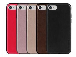 کاور چرمی افشنگ مدل Jazz مناسب برای گوشی موبایل اپل آیفون 7/8 پلاس