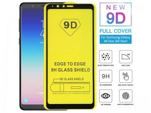 محافظ صفحه نمايش مدل 9D مناسب برای گوشی موبايل سامسونگ J6