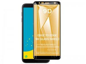 محافظ صفحه نمايش مدل 9D مناسب برای گوشی موبايل سامسونگ J4 Core