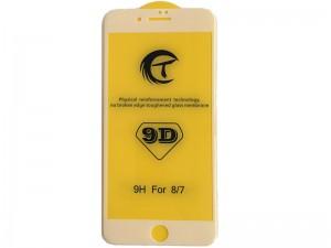 محافظ صفحه نمايش مدل 9D مناسب برای گوشی موبايل آیفون 7/8