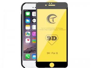 محافظ صفحه نمايش مدل 9D مناسب برای گوشی موبايل آیفون 6