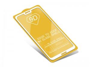 محافظ صفحه نمايش مدل 9D مناسب برای گوشی موبايل هوآوی P Smart 2019