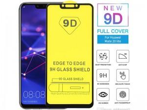 محافظ صفحه نمايش مدل 9D مناسب برای گوشی موبايل هوآوی Y7 2019