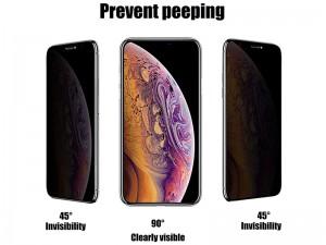 محافظ صفحه نمايش Privacy مناسب برای گوشی موبايل آیفون XS Max