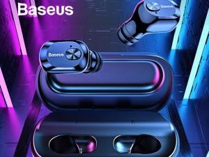 هندزفری بی سیم بیسوس مدل True Wireless Earphones W01