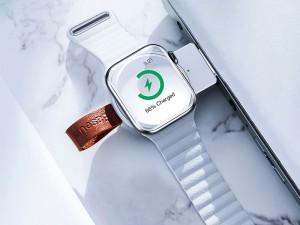 شارژر وایرلس اپل واچ بیسوس مدل Dotter