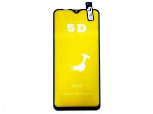 محافظ صفحه نمایش نانو مدل 5D مناسب برای گوشی موبایل سامسونگ M20