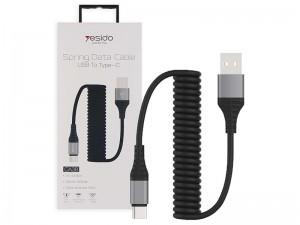 کابل تبدیل USB به Type-C یسیدو مدل CA38