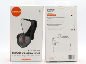 لنز کلیپسی گوشی موبایل پرودو مدل PD-035P-BK