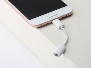 کابل تبدیل تایپ سی به جک 3.5mm صدا شیائومی