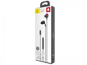 هندزفری لایتنینگ بیسوس مدل P04 Call Digital Earphone