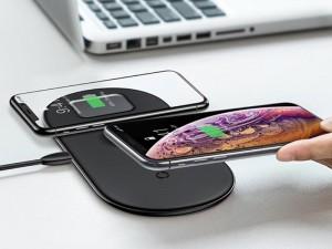 شارژر وایرلس بیسوس مدل Smart 3in1 Wireless Charger