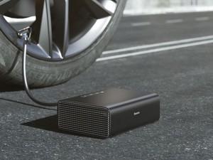 پمپ باد لاستیک خودرو بیسوس مدل Smart Inflator Pump