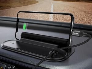 پایه نگهدارنده بیسوس مدل Horizon Silicone Car Holder ACNUM-PM01