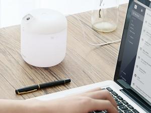 دستگاه بخور سرد و چراغ خواب بیسوس مدل Elephant Humidifier DHXX-02