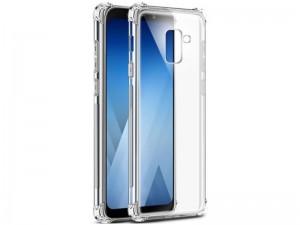 کاور ژله ای مدل Shockproof Corner TPU مناسب برای گوشی موبایل سامسونگ A6 2018