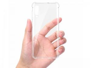 کاور ژله ای مدل Shockproof Corner TPU مناسب برای گوشی موبایل سامسونگ A50