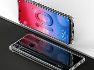 کاور ژله ای مدل Shockproof Corner TPU مناسب برای گوشی موبایل هوآوی Honor 10 Lite