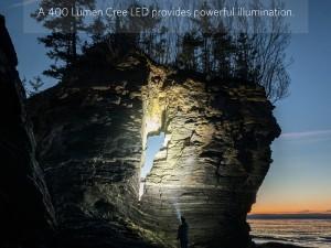 چراغ قوه ضد آب انکر مدل Bolder LC40 Flashlight