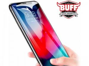 محافظ صفحه نمایش بوف مدل 5D مناسب برای گوشی موبایل آیفون XS Max