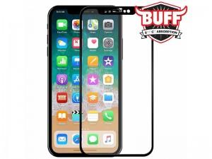 محافظ صفحه نمایش بوف مدل 5D مناسب برای گوشی موبایل آیفون X
