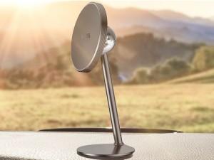 پایه نگهدارنده مغناطیسی گوشی موبایل بیسوس مدل Little Sun Magnetic Car Mount