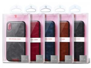 کاور چرمی ایکس لول مدل Earl III Series مناسب برای گوشی موبایل آیفون XS Max