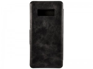 کیف چرمی Puloka Multi-Function مناسب برای گوشی موبایل سامسونگ Note 8