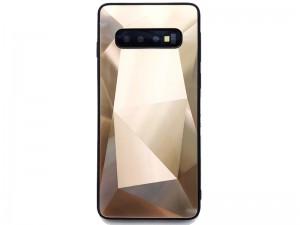 کاور طرح الماس آینهای مناسب برای گوشی موبایل سامسونگ S10