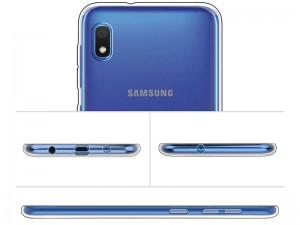 کاور ژله ای مولان کانو مناسب برای گوشی موبایل سامسونگ A10