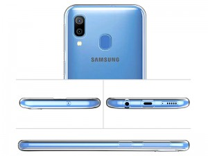 کاور ژله ای مولان کانو مناسب برای گوشی موبایل سامسونگ A20/A30