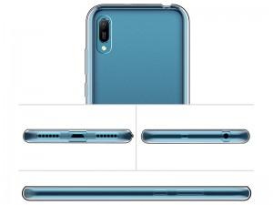 کاور ژله ای مولان کانو مناسب برای گوشی موبایل هوآوی Y6 2019