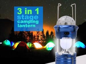 چراغ فانوسی مدل Magic Cool Camping Light SL-5901