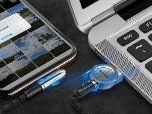 کابل لایتنینگ بیسوس مدل Exciting Mobile Game CALCJ-A01 مخصوص بازی