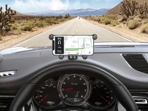 پایه نگهدارنده گوشی موبایل بیسوس مدل Horizontal Screen Gravity vehicle Mounted Holder