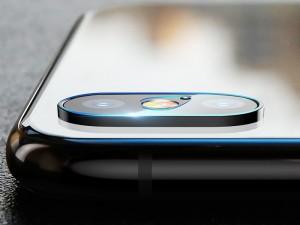 محافظ شیشه ای لنز دوربین بیسوس مدل Screen Protector مناسب برای آیفون X/XS/XS Max