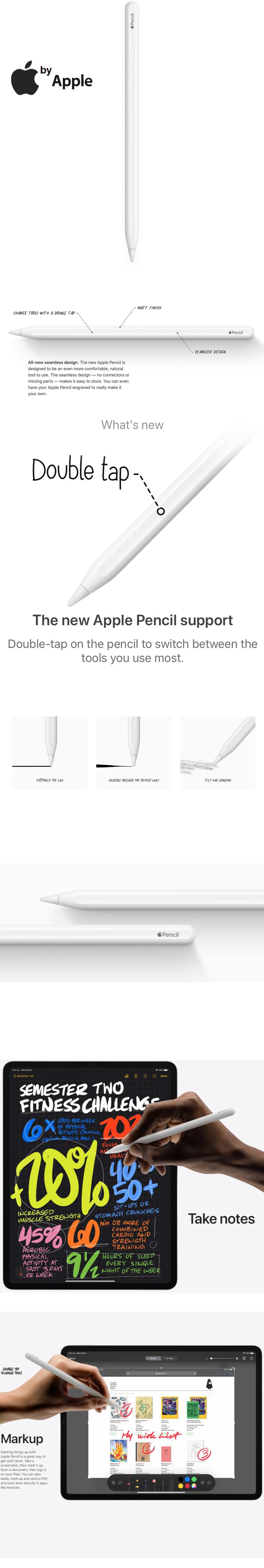 قلم لمسی هوشمند آیپد پرو