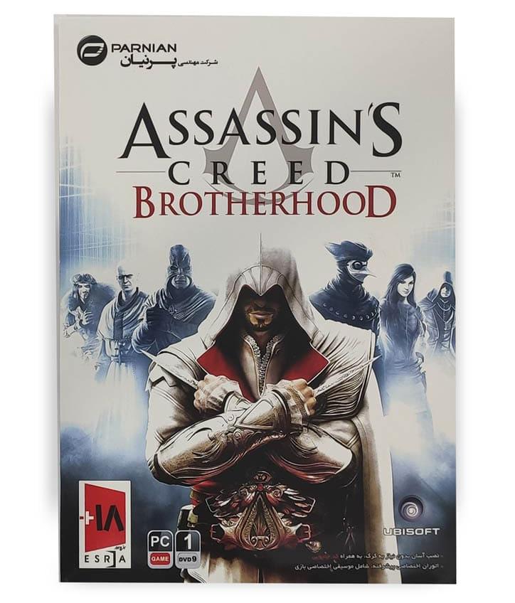بازی کامپیوتری اساسین کرید برادر هود Assassin's Creed BrotherHood