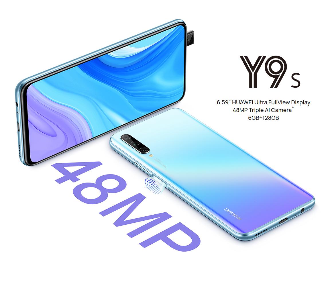 بررسی گوشی هوآوی Y9s