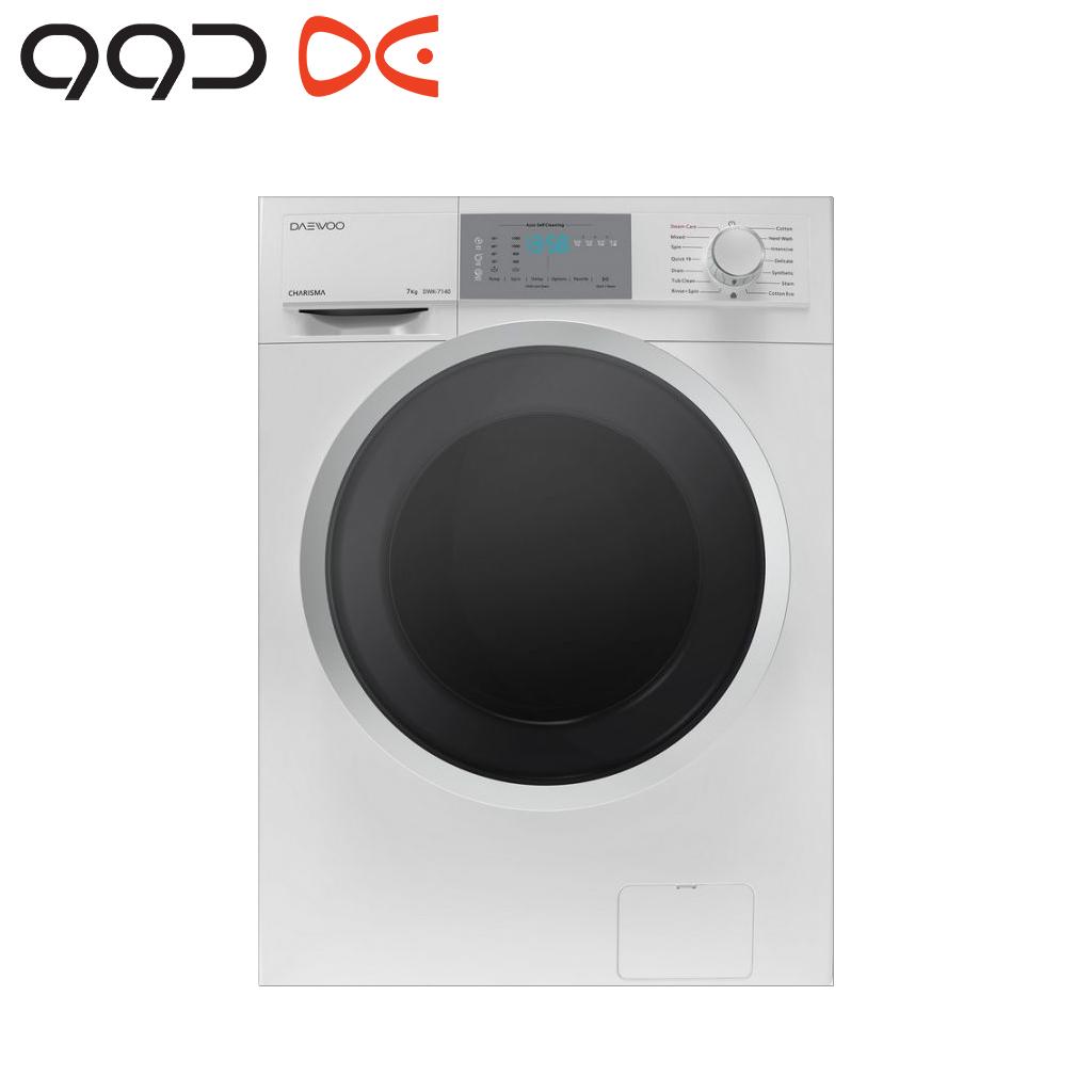ماشین لباسشویی 7 کیلو دوو مدل DWK 7100