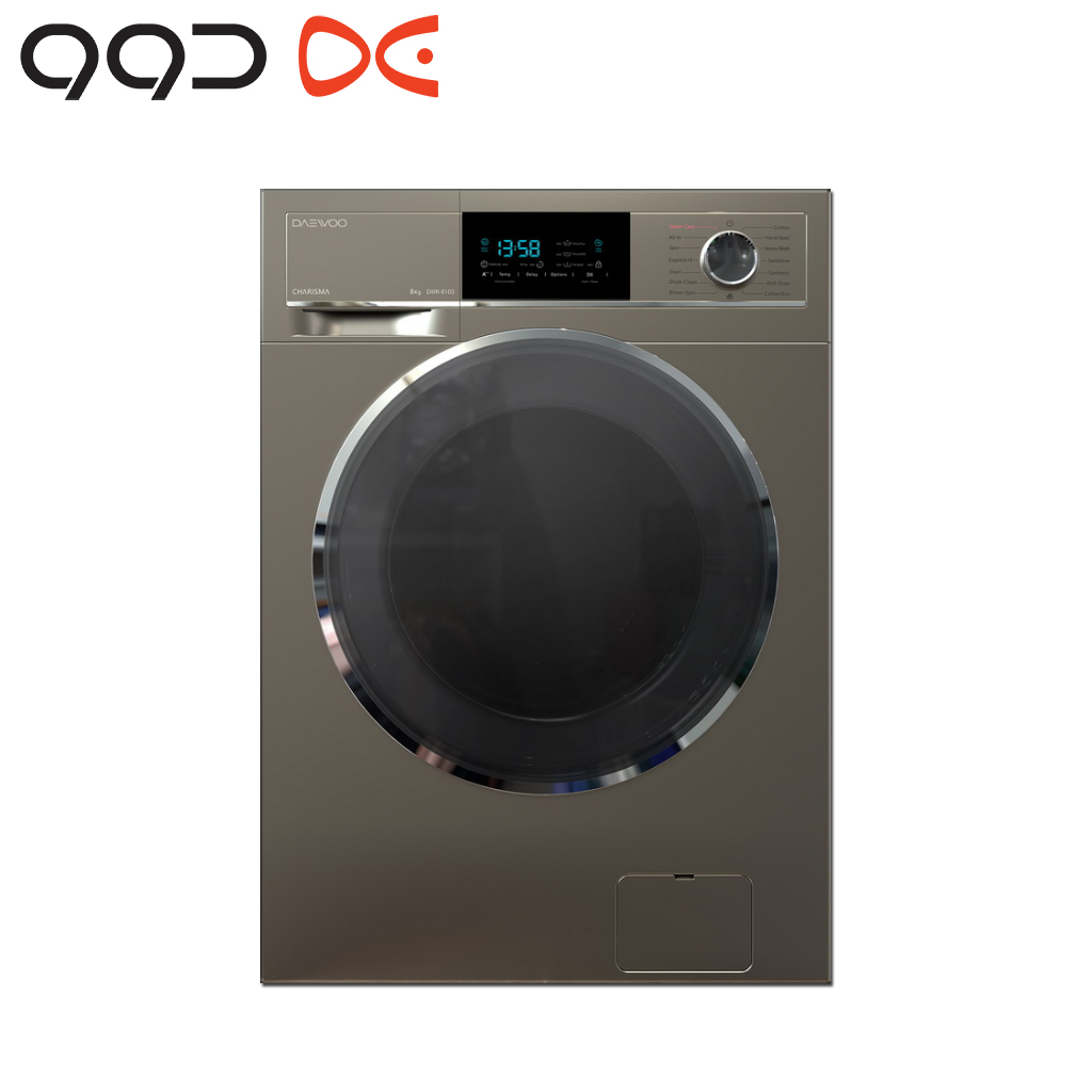 ماشین لباسشویی 8 کیلو دوو مدل DWK 8103