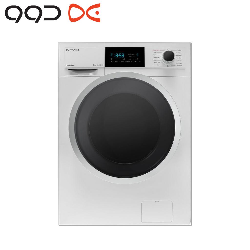 ماشین لباسشویی 8 کیلو دوو مدل DWK 8100