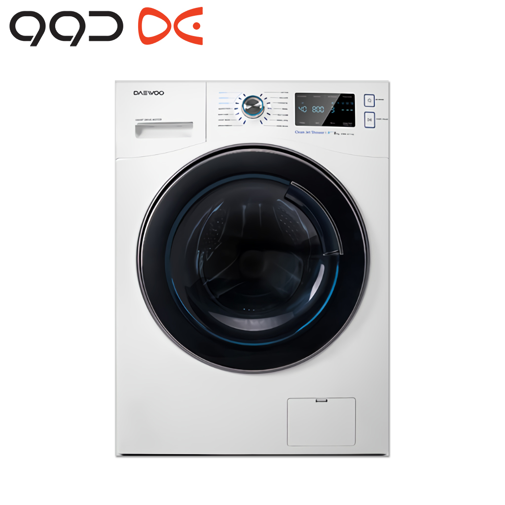 ماشین لباسشویی 8 کیلو دوو مدل DWK 8540 V