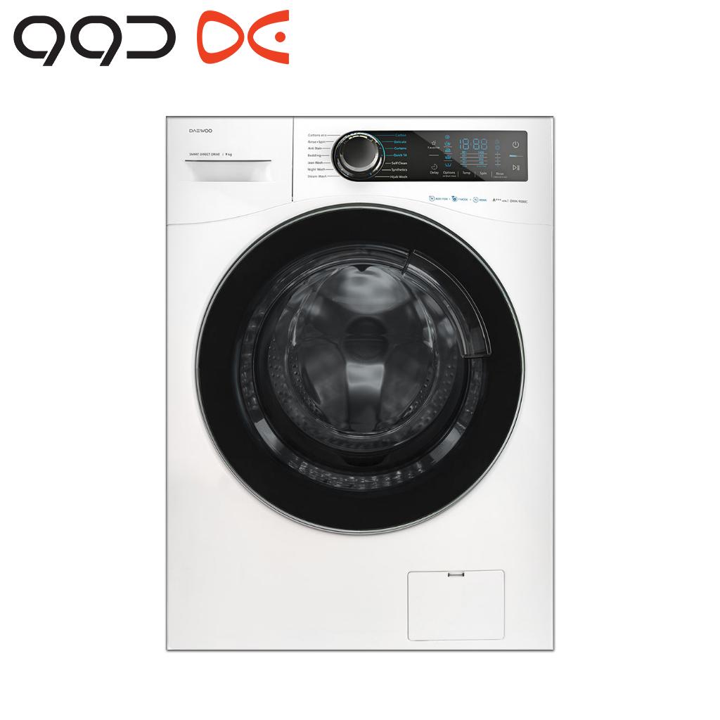 ماشین لباسشویی 9 کیلو دوو مدل DWK 9000C