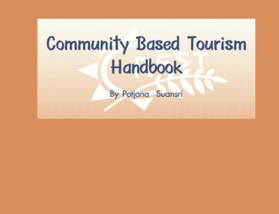 Community Based Tourism Handbook