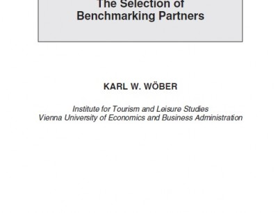 Benchmarking In Tourism And Hospitality Industries