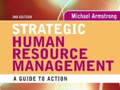 STRATEGIC HUMAN  ESOURCE MANAGEMENT