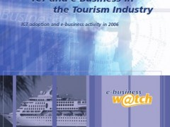 ICT And E-Busness in the Tourism Industry