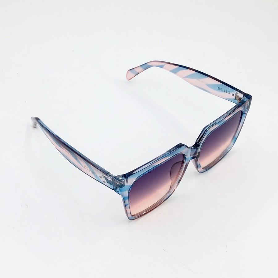 عینک آفتابی مدل Cel-Squ-Pnk