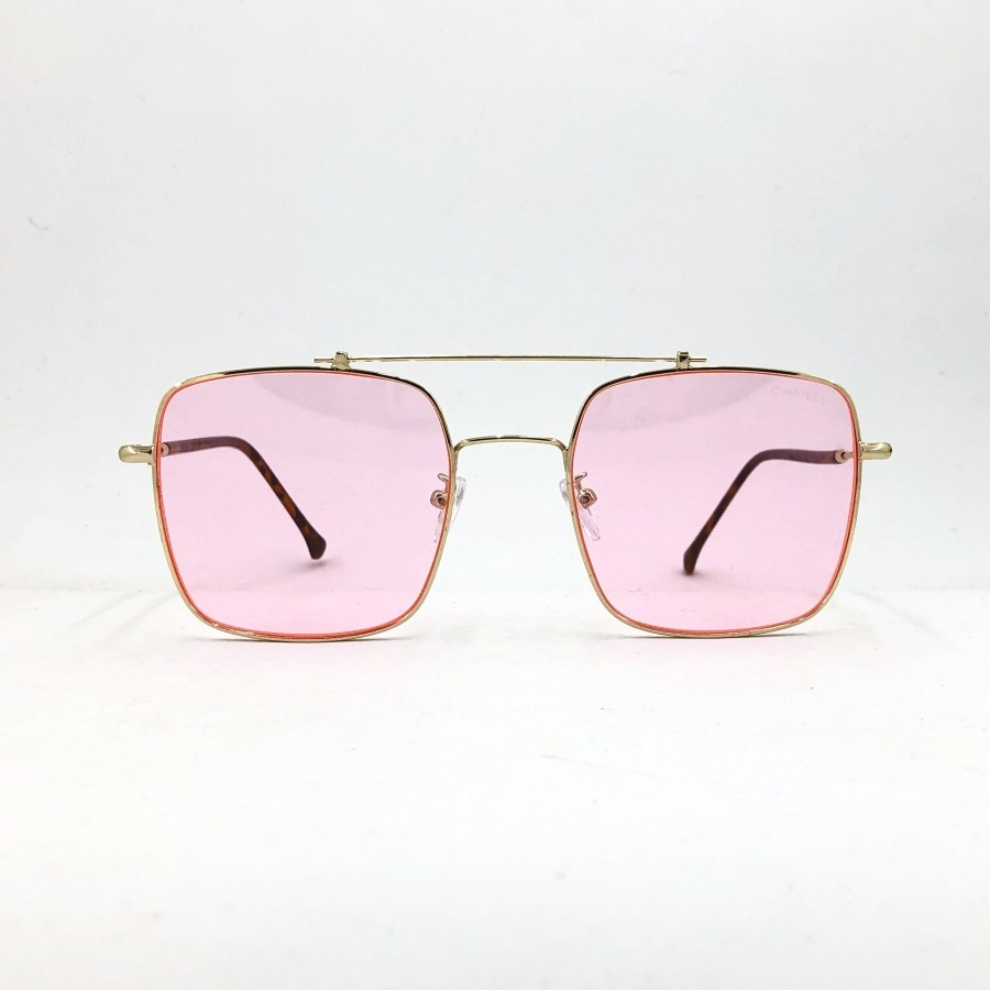 عینک آفتابی مدل Pink-iron